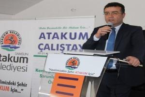 Akademisyenler Atakum'u Konuştu