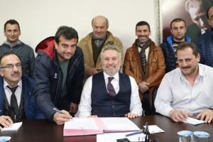 Ayvacık Belediyesi İşçi Personeline Zam Müjdesi
