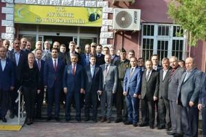 Vali Osman Kaymak Ayvacık İlçesini Ziyaret Etti
