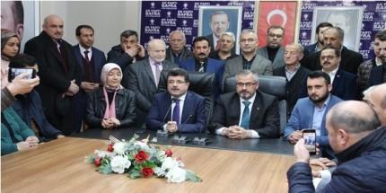 """Başkan Hamit Kılıç: """"Cumhurbaşkanımızı Mahçup Etmeteceğiz"""""""