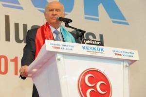 Irak'ın İstikrar ve Toprak Bütünlüğü Türkiye İçin Hayati Niteliktedir