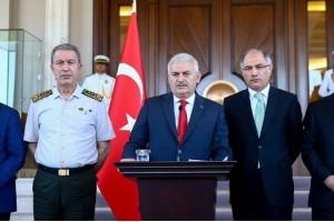 Terör Çetesine Karşı Demokrasi Nöbeti Tutan Asil Milletin Adı Türk Milletidir