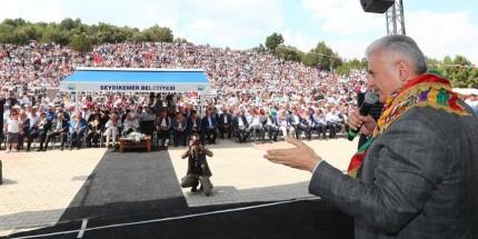 Bugünün Türkiye'si Demek, Umut Demektir, Barış Demektir