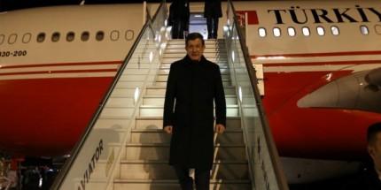 Başbakan Davutoğlu, Finlandiya'da