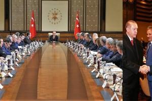 Cumhurbaşkanı Erdoğan Belediye Başkanlarıyla Bir Araya Geldi