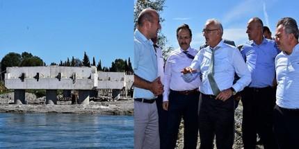 Başkan Yılmaz'dan Bafra'ya İkinci Köprü Müjdesi
