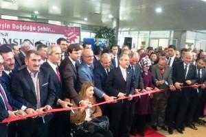 Bursa Samsun Tanıtım Günleri'nin Açılışı Yapıldı