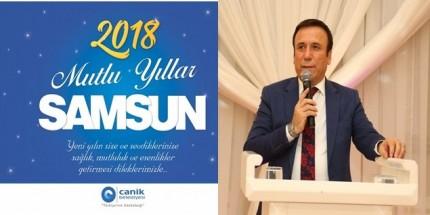 Başkan Genç'ten Yeni Yıl Mesajı