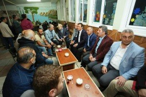 Başkan Genç'ten Ramazan Buluşmaları