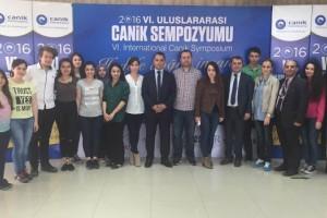 Canik'te Uluslararası PDR Sempozyumu Başlıyor