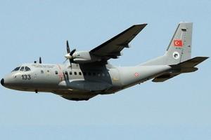 Isparta'da CASA Tipi Askeri Uçak Düştü, 3 Şehidimiz Var