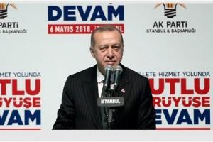 """Cumhurbaşkanı Erdoğan """"24 Haziran Seçimleri Manifestosu""""nu Açıkladı"""