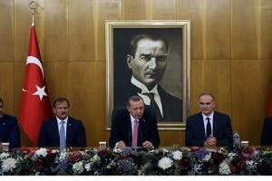 Cumhurbaşkanı Erdoğan, Kazakistan'a Gitti