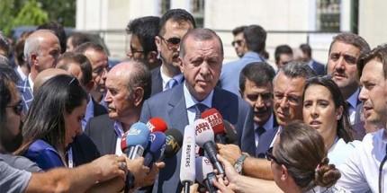 Cumhurbaşkanı Erdoğan'dan Kurban Bayramı Tatilinin Uzatılması Yorumu