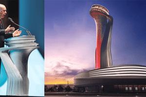 Yeni Havalimanı, 'İstanbul Havalimanı' Olarak İsimlendirilecek