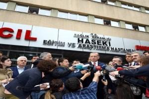 Cumhurbaşkanı Erdoğan, İstanbul'da Yaralıları Ziyaret Etti