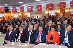 CHP Samsun'da Tufan Akcagöz Güven Tazeledi
