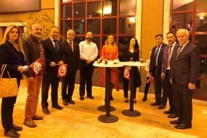 """CHP Samsun İl Başkanı Akcagöz """"Cumhuriyeti İlelebet Yaşatacağız"""""""