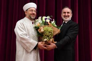 Diyanet İşleri Başkanı Prof. Dr. Ali Erbaş Göreve Başladı