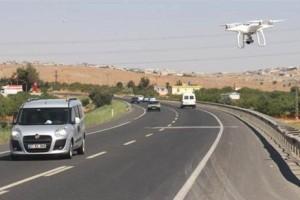 Ordu'da Drone Cihazıyla Trafik Denetimi Yapılacak