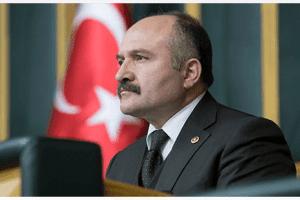 MHP'de Erhan Usta Görevden Alındı