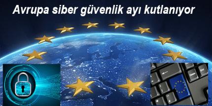 """Avrupa Birliği'ne göre """"Siber Güvenlik Ortak Sorumluluktur"""""""