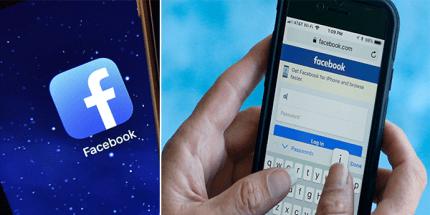 Facebook'a Çıkış - Giriş Yapın
