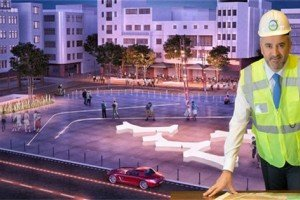Fatsa Cumhuriyet Meydanı Projesi Hayata Geçiyor