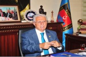 TŞOF Başkanı Fevzi Apaydın Güven Tazeledi
