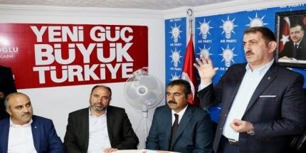 Artık Kendi Ayakları Üzerinde Duran Bir Türkiye Var