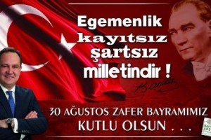30 Ağustos zaferi Türk Tarihinin Dönüm Noktalarından Biridir
