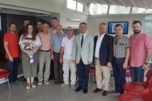 Gazeteciler Cemiyeti'nden MMO'ya Ziyaret