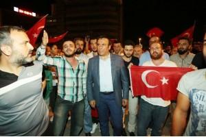 Başkan Genç: Millet, Demokrasiye Sahip Çıkmıştır