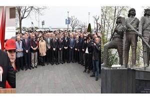 Osman Ağa ve Milli Mücadele Şehitlerimiz Törenle Anıldı