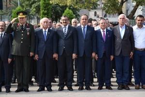 Atatürk'ün Giresun'a Gelişi ve Gaziler Günü Kutlandı