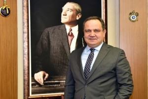Başkan Kerim Aksu'dan Yeni Yıl Mesajı