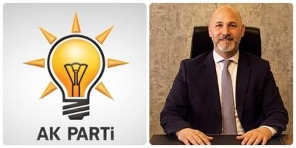 AK Parti'nin Yeni İl Başkan Hakan Karaduman