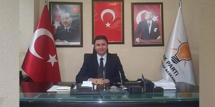 Ak Parti Atakum İlçe Teşkilatından Samsunspor'a Destek