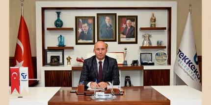 Başkan Togar, Ramazan Bayramını Kutladı