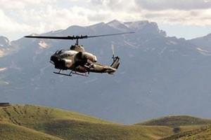 Giresun'da Askeri Helikopter Düştü, 7 Şehidimiz Var