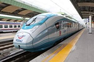 Samsun-Sivas Demiryolu Hattında Çalışmalar Devam Ediyor