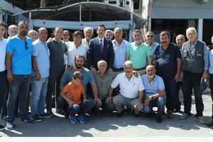 """Başkan Erdoğan Tok: """"İlkadım'ı Ortak Akıl İle Geleceğe Taşıyoruz"""""""