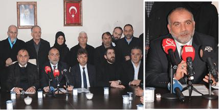 """İbrahim Sandıkçı: """"Kapımızı ve Gönlümüzü Herkese Açacağız"""""""