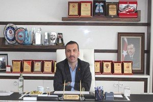 Başkan İbrahim Sarıcaoğlu'ndan 10 Kasım Mesajı