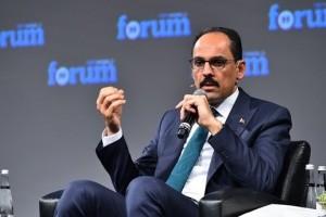TRT World Forum'da Ortadoğu'da Son Gelişmeler Masaya Yatırıldı