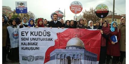 Başkan Tok'tan Skandal Kudüs Kararına Tepki