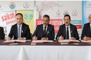 İlkadım'da Türkiye'ye Örnek Olacak Proje İmzalandı