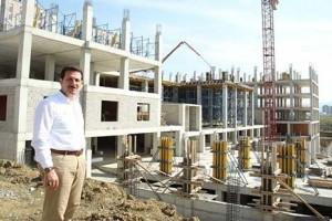 İlkadım Belediyesi Hizmet Binası 19 Mayıs'a Yetiştirilecek