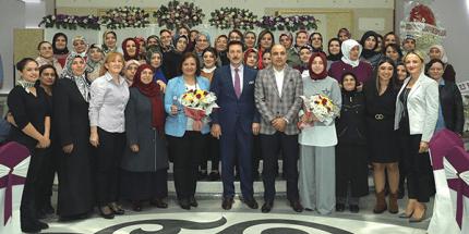 Başkan Erdoğan Tok, Gazi Devlet Hastanesi Personelini Ağırladı