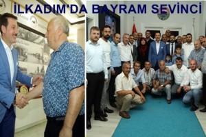 Başkan Tok İlkadımlıları Belediyede Ağırladı